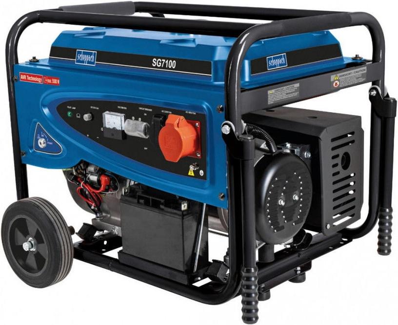 Scheppach SG 7100 Generator