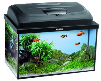 Aquael Aquarium Set Classic Box 60 LT