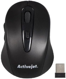 ActiveJet AMY-213 Wireless Optical Mouse Black