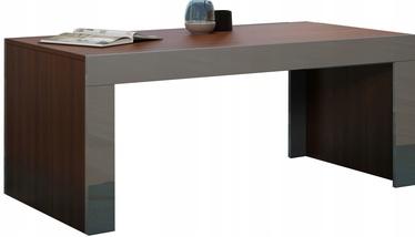 Pro Meble Coffee Table Milano Walnut/Grey