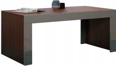 Pro Meble Coffee Table Milano Walnut/Grey