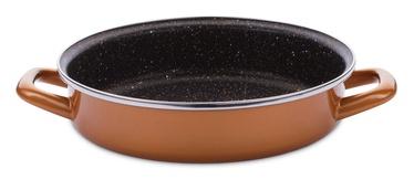 Delimano Round Fry Pan Stone Legend CopperLUX H7cm D28cm