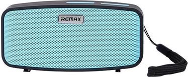 Belaidė kolonėlė Remax RM-M1 Bluetooth Music Box, mėlyna