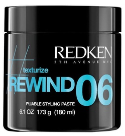 Redken Texturize Rewind 06 Pliable Styling Paste 180ml