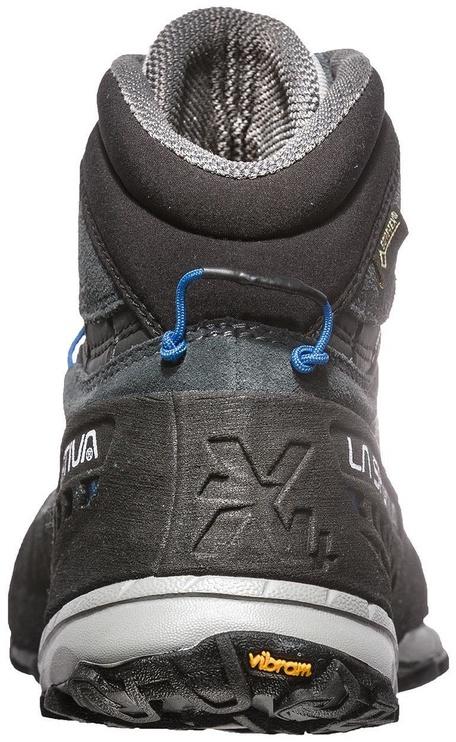 La Sportiva TX4 Mid Woman Carbon/Cobalt Blue 41