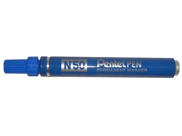 Marker N50 ümar sinine 4.3mm Pentel