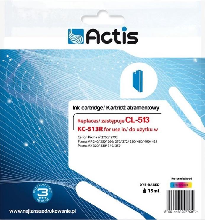 Кассета для принтера Actis Cartridge For Canon MultiColor 15ml