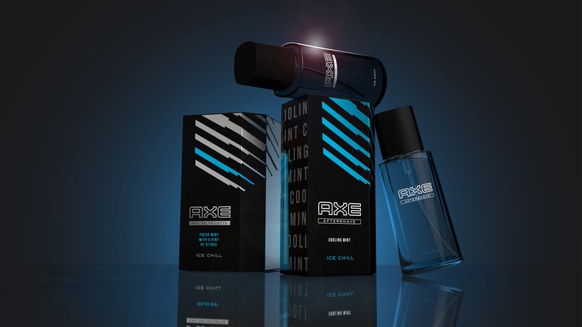 Axe Ice Chill After Shave 100ml