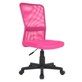 Biuro kėdė Paeroa, rožinė