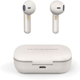 Energy Sistem Style 3 TWS In-Ear Earphones Ivory
