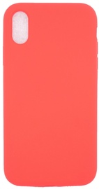 Evelatus Soft Back Case For Apple iPhone X/XS Orange