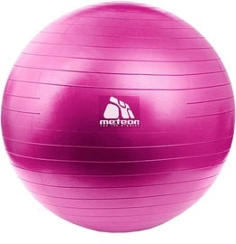 Meteor Fitness Ball 55cm Pink