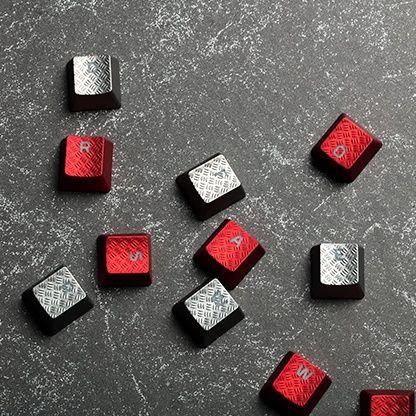Kingston HyperX Gaming Keycaps Upgrade Kit Red