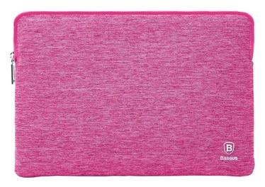 "Baseus Case for MacBook 13"" LTAPMCBK13-0R Pink"
