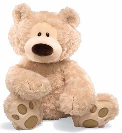 Pliušinis žaislas Gund Philbin Bear Beige 6052812, 45 cm
