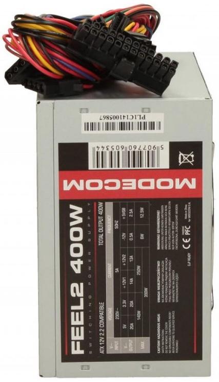 Modecom Feel 2 ATX 400W ZAS-FEEL2-00-400-ATX