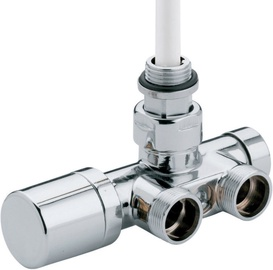 Carlo Poletti One-Thermo Valve Chrome 1/2""