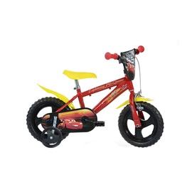 "Dviratis Dino Bikes Cars, 12"""