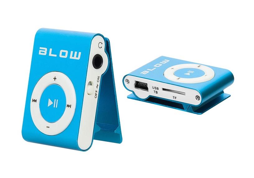 Музыкальный проигрыватель Blow 74-310 Blue, 32 ГБ