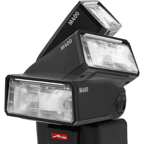 Metz Mecablitz M400 Flash For Olympus