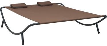 Lamamistool VLX Outdoor Lounge Bed 48075, pruun