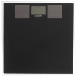 Brabantia Scale Solar Black