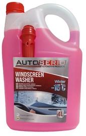 Стеклоомывающая жидкость Autoserio Windscreen Washer -15C 4L