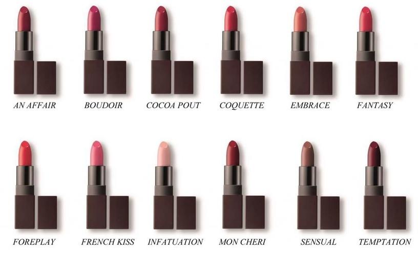 Laura Mercier Velour Lovers Lip Color 3.6g Fantasy