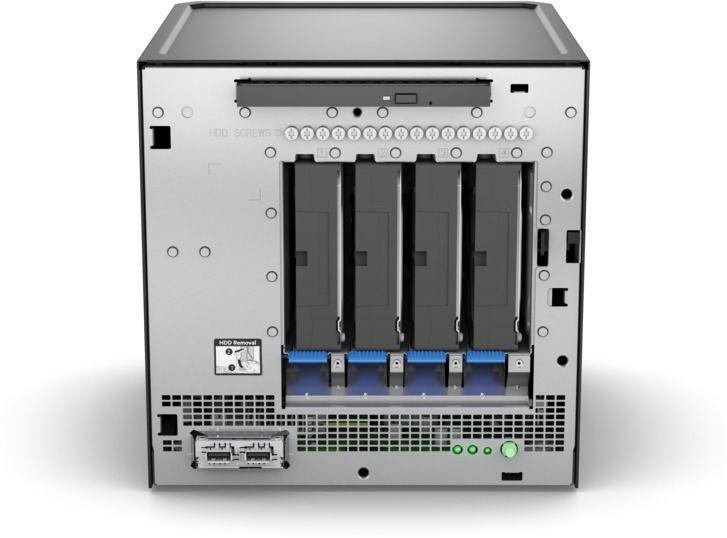 HP ProLiant MicroServer Gen10 X3418