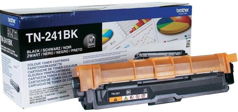 Lazerinio spausdintuvo kasetė Brother TN-241BK Black