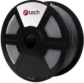 C-Tech PLA Filament 1.75mm Silver