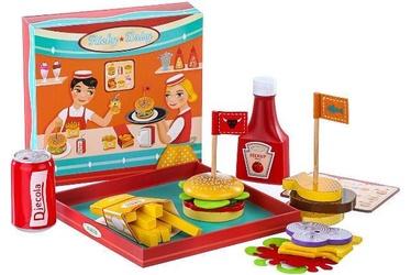 Djeco Role Play Burger Shop DJ06635