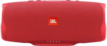 Bezvadu skaļrunis JBL Charge 4 Red, 30 W