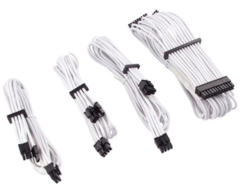 Corsair Premium Individually Sleeved PSU Cables Starter Kit Type 4 Gen 4 White