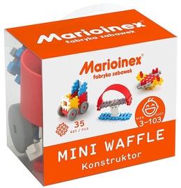 Marioinex Mini Waffle Constructor Boy 35pcs 902783