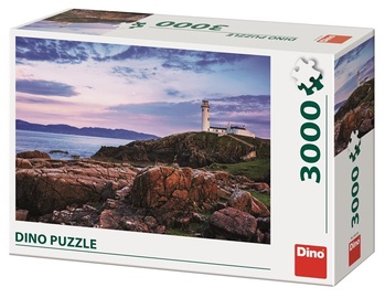 Dino Puzzle Lighthouse 3000pcs