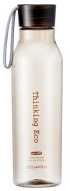 Lock & Lock ABF644 Eco Bottle 550ml Brown