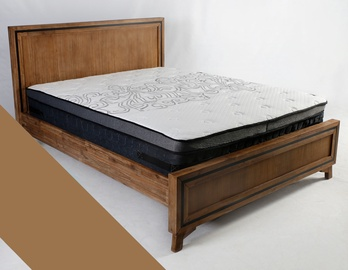 Home4you Bed Richard With Mattress Harmony Delux