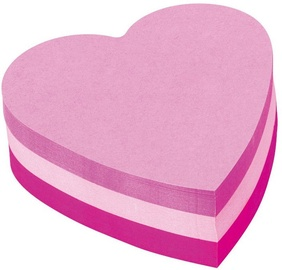3M Sticky Notes Post-it 2007H Heart