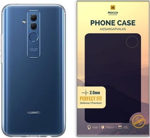 Mocco Original Clear Case For Huawei Mate 20 Lite Transparent