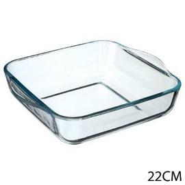 Vorm küpsetus klaasist 22x22cm 59034