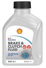 Shell Brake and Clutch Fuel  DOT 5.1, 500 ml