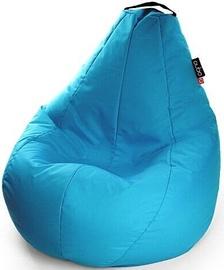 Кресло-мешок Qubo Comfort 120, голубой, 250 л