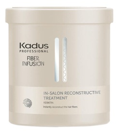 Kaukė plaukams Kadus Professional Fiber Infusion Reconstructive Treatment, 750 ml
