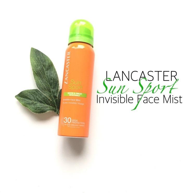 Lancaster Sun Sport Invisible Face Mist SPF30 100ml