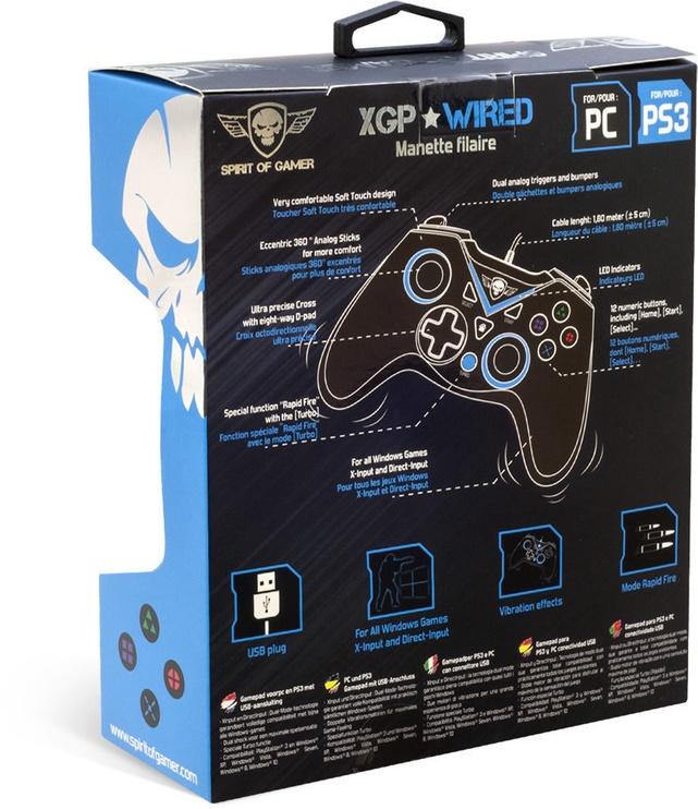 Žaidimų pultas Spirit Of Gamer XGP