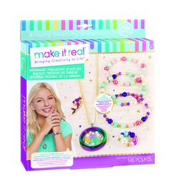 Make It Real Mermaid Treasure Jewelry
