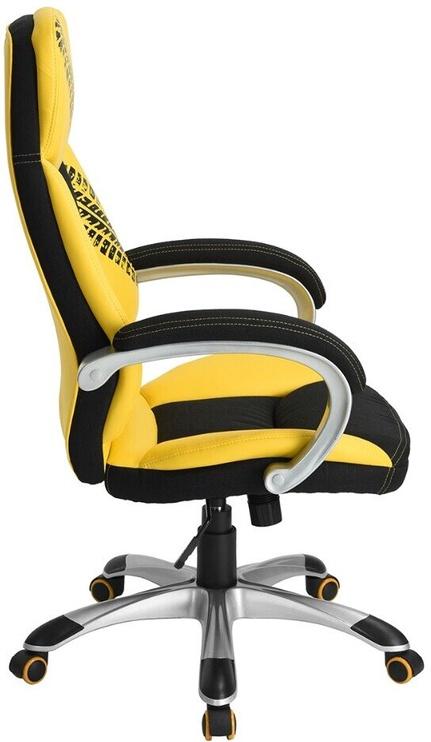 Офисный стул Dee Tire Yellow
