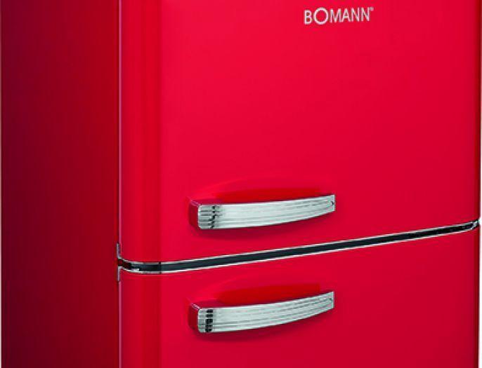Bomann DTR 353 Red