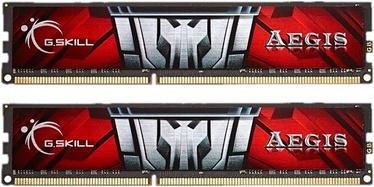 Operatīvā atmiņa (RAM) G.SKILL Aegis F3-1600C11D-8GIS DDR3 8 GB